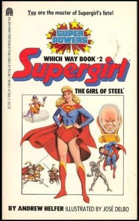Supergirlbook